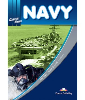 Учебник Career Paths: Navy Student's Book with online access