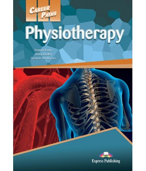 Учебник Career Paths: Physiotherapy Student's Book with online access