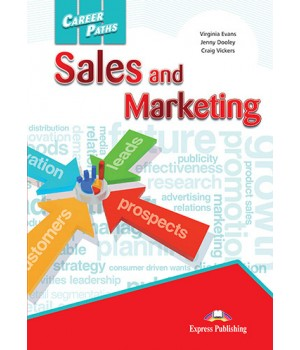 Учебник Career Paths: Sales and Marketing Student's Book with online access
