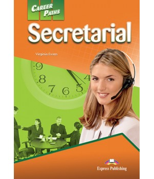 Учебник Career Paths: Secretarial Student's Book with online access