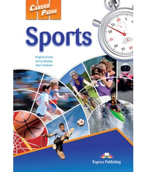 Підручник Career Paths: Sports Student's Book with online access