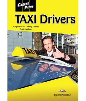Учебник Career Paths: Taxi Drivers Student's Book with online access