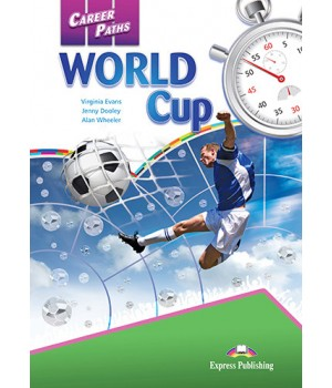 Підручник Career Paths: World Cup Student's Book with online access