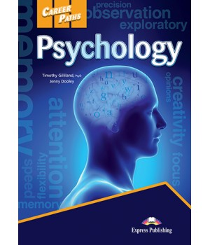 Підручник Career Paths: Psychology Student's Book with online access