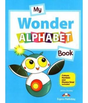 Підручник My Wonder Alphabet Book