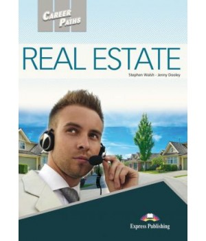 Підручник Career Paths: Real Estate Student's Book with Digibook App