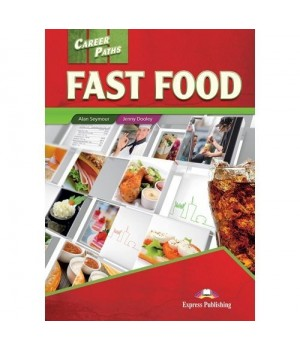 Підручник Career Paths: Fast Food Student's Book with Digibooks Application