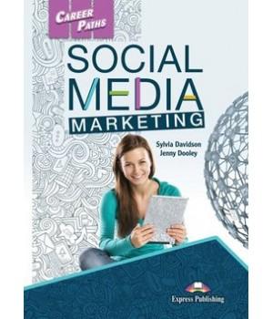 Підручник Career Paths: Social Media Marketing Student's Book with Digibooks App