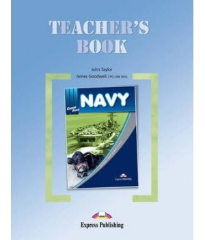 Книга для вчителя Career Paths: Navy Teacher's Book
