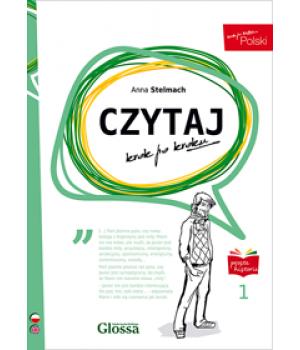 Підручник Polski, krok po kroku 1 Czytaj