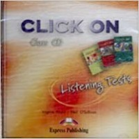 Диск Click On Starter, 1, 2 Listening Tests Audio CD