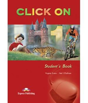 Підручник Click On 1 Student's Book