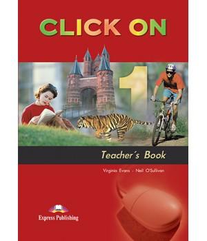 Книга для вчителя Click On 1 Teacher's Book
