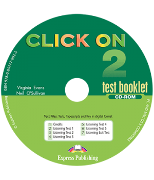 Диск Click On 2 Test CD-Rom