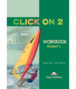 Робочий зошит Click On 2 Workbook