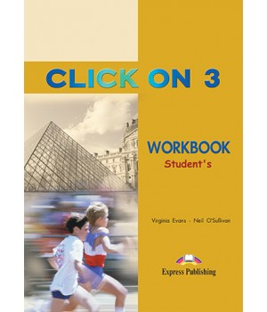 Робочий зошит Click On 3 Workbook
