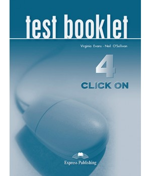 Тести Click On 4 Test Booklet