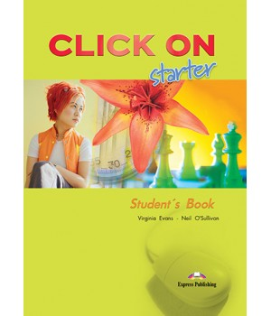 Підручник Click On Starter Student's Book