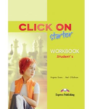 Робочий зошит Click On Starter Workbook