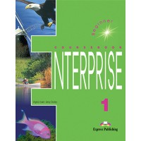 Підручник Enterprise 1 Coursebook