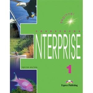 Підручник Enterprise 1 Coursebook