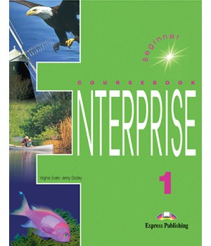 Учебник Enterprise 1 Coursebook