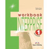 Рабочая тетрадь Enterprise 1 Workbook