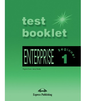 Тести Enterprise 1 Test Booklet