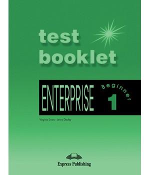 Тесты Enterprise 1 Test Booklet