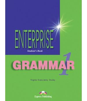 Грамматика Enterprise 1 Grammar Student's Book