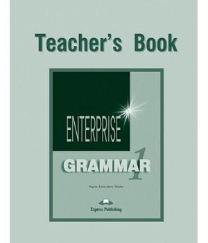 Книга для учителя Enterprise 1 Grammar Teacher's Book