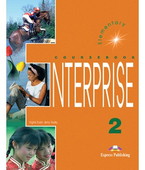 Учебник Enterprise 2 Coursebook