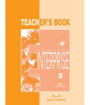 Книга для учителя Enterprise 2 Teacher's Book