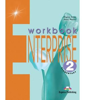 Рабочая тетрадь Enterprise 2 Workbook