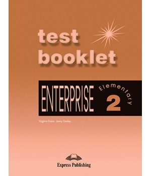 Тесты Enterprise 2 Test Booklet