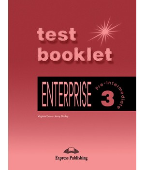 Тести Enterprise 3 Test Booklet
