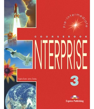 Підручник Enterprise 3 Coursebook