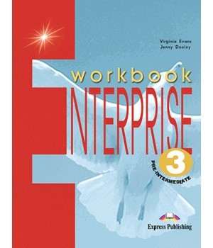 Робочий зошит Enterprise 3 Workbook