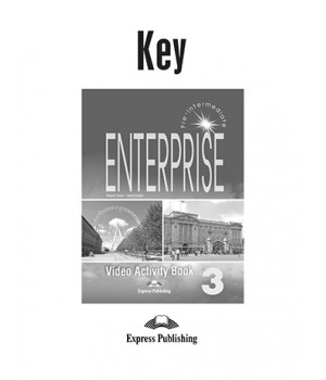 Відповіді Enterprise 3 Video Activity Book Key