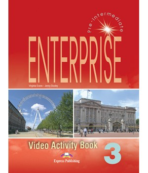 Робочий зошит Enterprise 3 Video Activity Book