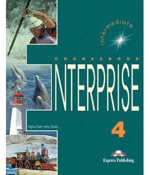 Підручник Enterprise 4 Coursebook