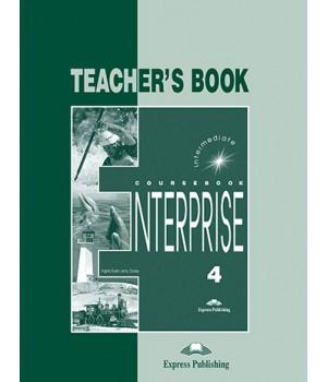 Книга для вчителя Enterprise 4 Teacher's Book