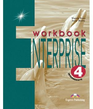Робочий зошит Enterprise 4 Workbook