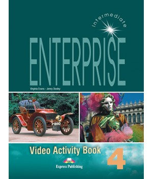 Робочий зошит Enterprise 4 Video Activity Book