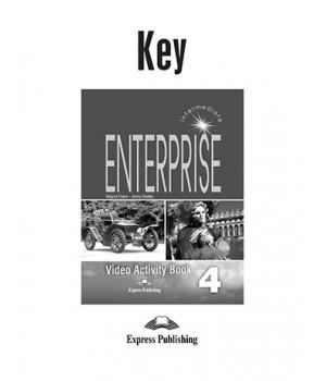 Відповіді Enterprise 4 Video Activity Book Key
