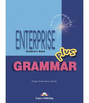 Граматика  Enterprise Plus Grammar Student's Book