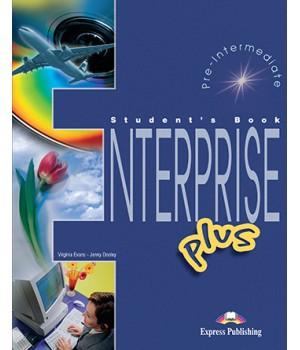 Підручник Enterprise Plus Coursebook