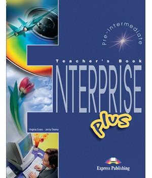 Книга для вчителя Enterprise Plus Teacher's Book