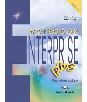 Книга для вчителя Enterprise Plus Teacher's Workbook
