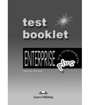Тести Enterprise Plus Test Booklet